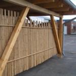 Bambuscarport